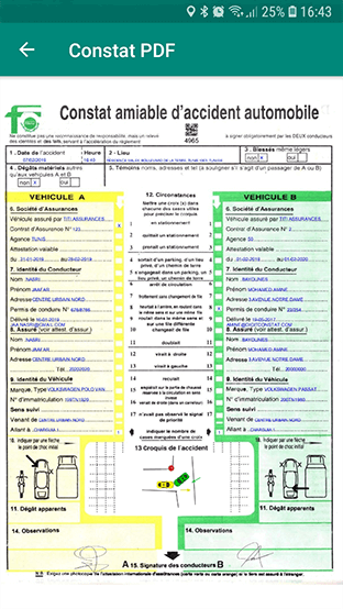 Constat PDF DigiConstat